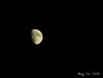May 20, moon